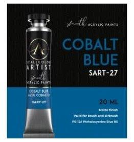Scale75 SCALECOLOR ARTIST: COBALT BLUE 20 ML