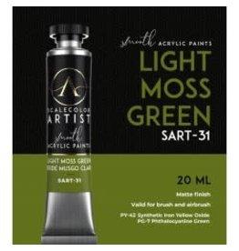 Scale75 SCALECOLOR ARTIST: LIGHT MOSS GREEN 20 ML