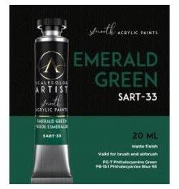 Scale75 SCALECOLOR ARTIST: EMERALD GREEN 20 ML
