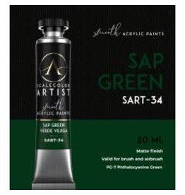 Scale75 SCALECOLOR ARTIST: SAP GREEN 20 ML