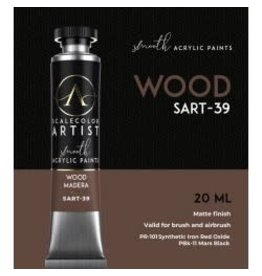 Scale75 SCALECOLOR ARTIST: WOOD 20 ML