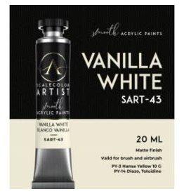 Scale75 SCALECOLOR ARTIST: VANILLA WHITE 20 ML