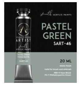 Scale75 SCALECOLOR ARTIST: PASTEL GREEN 20 ML