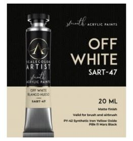 Scale75 SCALECOLOR ARTIST: OFF WHITE 20 ML