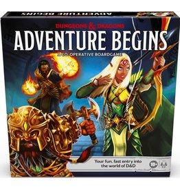 Hasbro DUNGEONS & DRAGONS: ADVENTURE BEGINS BOARD GAME