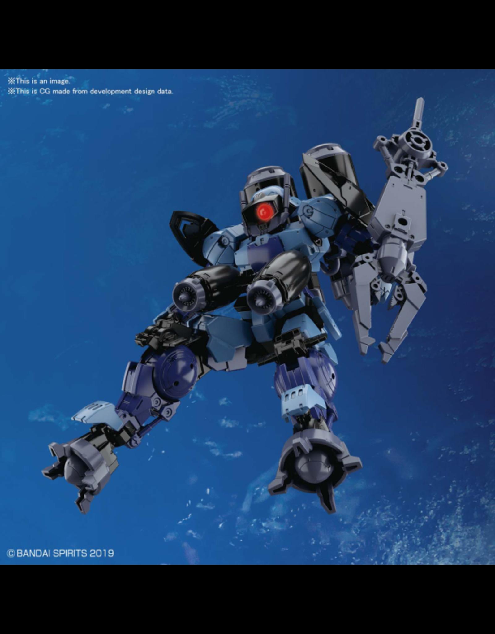 BANDAI 30MM 1/144 bEXM-15 PORTANOVA (MARINE TYPE) [BLUE GRAY]