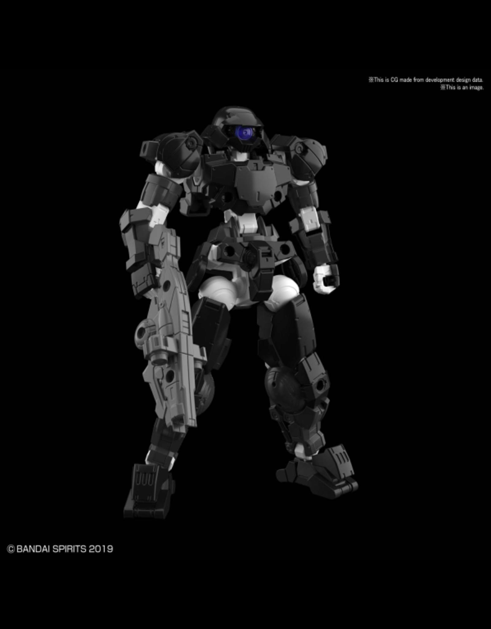 BANDAI 30MM 1/144 bEXM-15 PORTANOVA [BLACK]