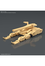 BANDAI 30MM 1/144 EXTENDED ARMAMENT VEHICLE (TANK Ver.) [BROWN]