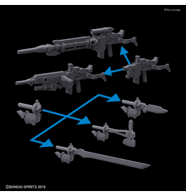 BANDAI 30MM 1/144 OPTION WEAPON 1 FOR ALTO