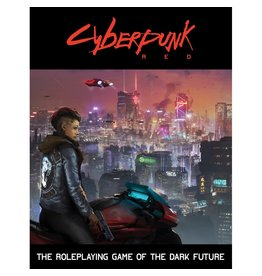 R. Talsorian Games CYBERPUNK RED (BOOK)