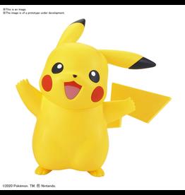 BANDAI POKEMON MODEL KIT QUICK!! 01 PIKACHU