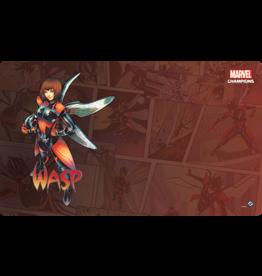 Fantasy Flight MARVEL CHAMPIONS LCG: GAME MAT - WASP