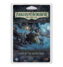 Fantasy Flight ARKHAM HORROR LCG: WAR OF THE OUTER GODS DELUXE EXPANSION