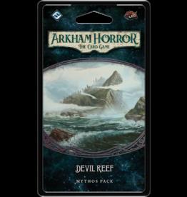 Fantasy Flight ARKHAM HORROR LCG: DEVIL REEF