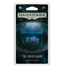 Fantasy Flight ARKHAM HORROR LCG: THE LAIR OF DAGON (STREET DATE APR 16, 2021)