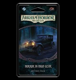 Fantasy Flight ARKHAM HORROR LCG: HORROR IN HIGH GEAR