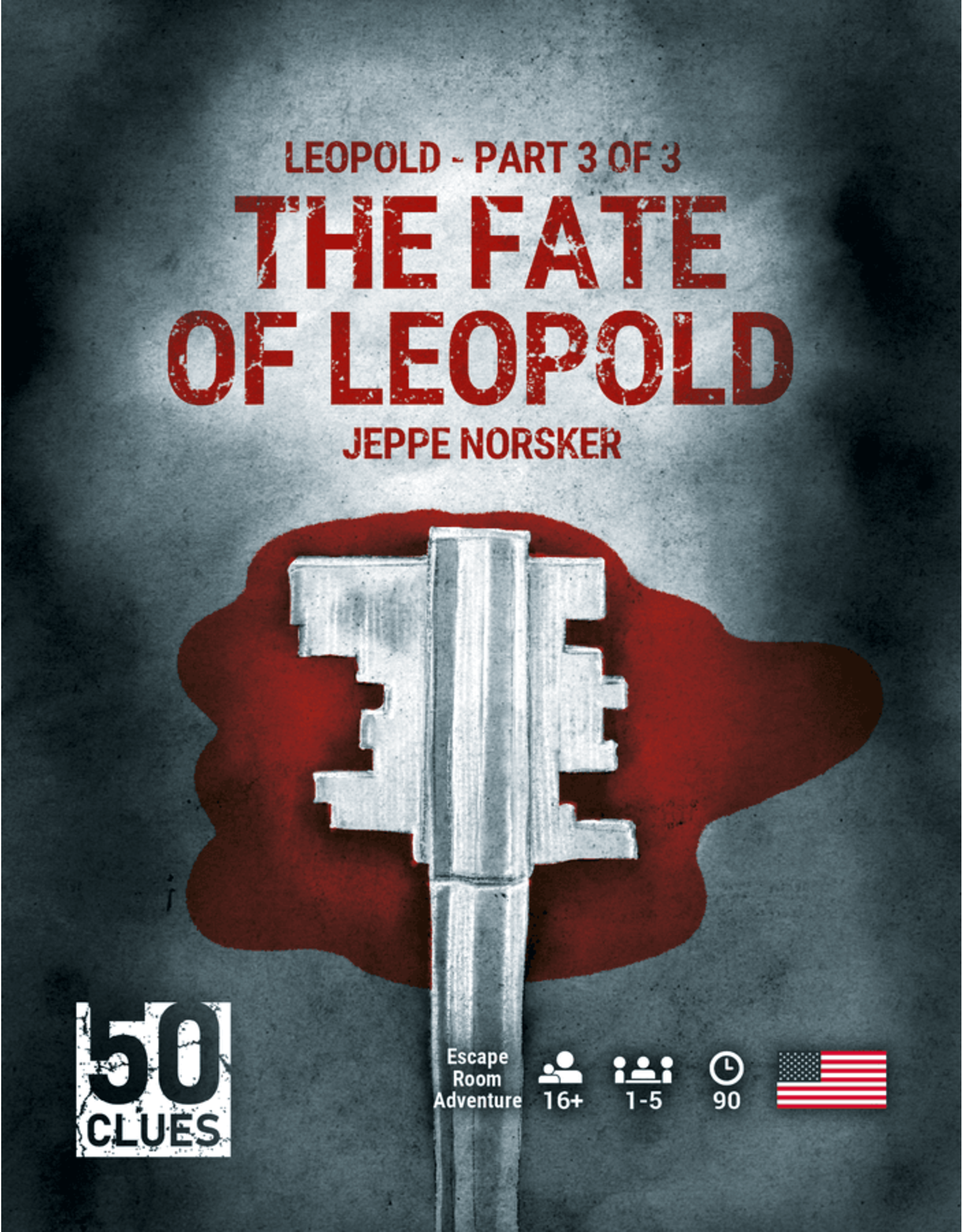 NORSKER GAMES 50 CLUES: THE FATE OF LEOPOLD (3/3)