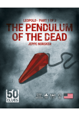 NORSKER GAMES 50 CLUES: THE PENDULUM OF THE DEAD (#1) (STREET DATE Q1 2021)