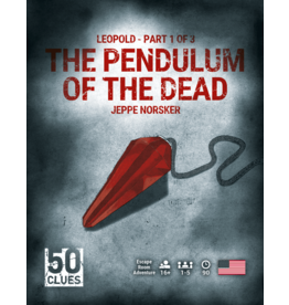 NORSKER GAMES 50 CLUES: THE PENDULUM OF THE DEAD (1/3)