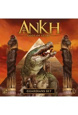 CMON ANKH: GODS OF EGYPT - GUARDIANS SET  (RETAIL EDITION) (STREET DATE 2021)