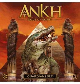 CMON ANKH: GODS OF EGYPT - GUARDIANS SET  (RETAIL EDITION) (STREET DATE 2021)