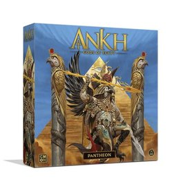 CMON ANKH: GODS OF EGYPT - PANTHEON (RETAIL EDITION) (STREET DATE 2021)
