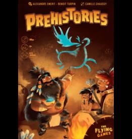 The Flying Games PREHISTORIES (STREET DATE 2021)