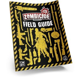 CMON ZOMBICIDE CHRONICLES RPG - FIELD GUIDE (STREET DATE 2021)