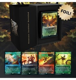 Wizards of the Coast MTG SECRET LAIR - ZENDIKAR REVISITED FOIL EDITION