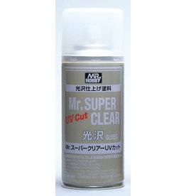Mr Hobby MR HOBBY MR SUPER CLEAR UV CUT GLOSS