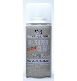 Mr Hobby MR HOBBY MR SUPER CLEAR UV CUT FLAT