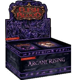 FLESH AND BLOOD: ARCANE RISING UNL BOOSTER BOX