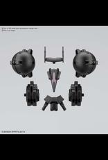 BANDAI 30MM 1/144 OPTION ARMOR FOR HIGH-MOBILITY [CIELNOVA EXCLUSIVE / BLACK]