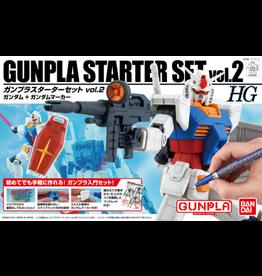 BANDAI HGUC GUNPLA STARTER SET 2