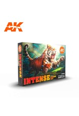 AK Interactive 3G INTENSE COLOR SET