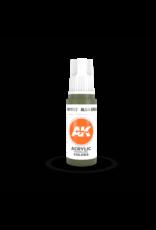 AK Interactive 3RD GEN ACRYLIC ALGA GREEN 17ML