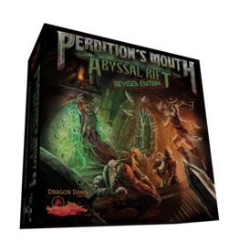 DRAGON DAWN PRODUCTIONS PERDITION'S MOUTH - ABYSSAL RIFT REVISED EDITION