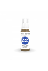 AK Interactive 3RD GEN ACRYLIC RUSTY GOLD 17ML