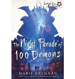 Aconyte Books The Night Parade of One Hundred Demons (Legend of the Five Rings) (BOOK)