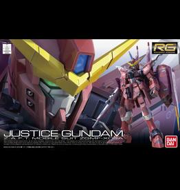BANDAI RG 1/144 #09 JUSTICE GUNDAM