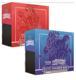 The Pokemon Company International POKEMON SWSH5 BATTLE STYLES ELITE TRAINER