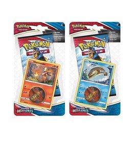 The Pokemon Company International POKEMON SWSH5 BATTLE STYLES CHECKLANE BLISTER