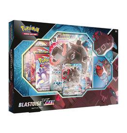 The Pokemon Company International POKEMON BLASTOISE VMAX BATTLE BOX