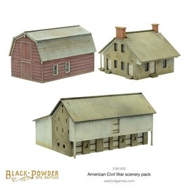 Warlord Games EPIC BATTLES: AMERICAN CIVIL WAR SCENERY PACK