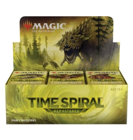 Wizards of the Coast TIME SPIRAL REMASTERED BOOSTER BOX