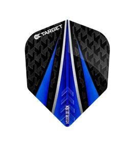 Target Darts TARGET VISION ULTRA BLUE 3 FIN NO.6