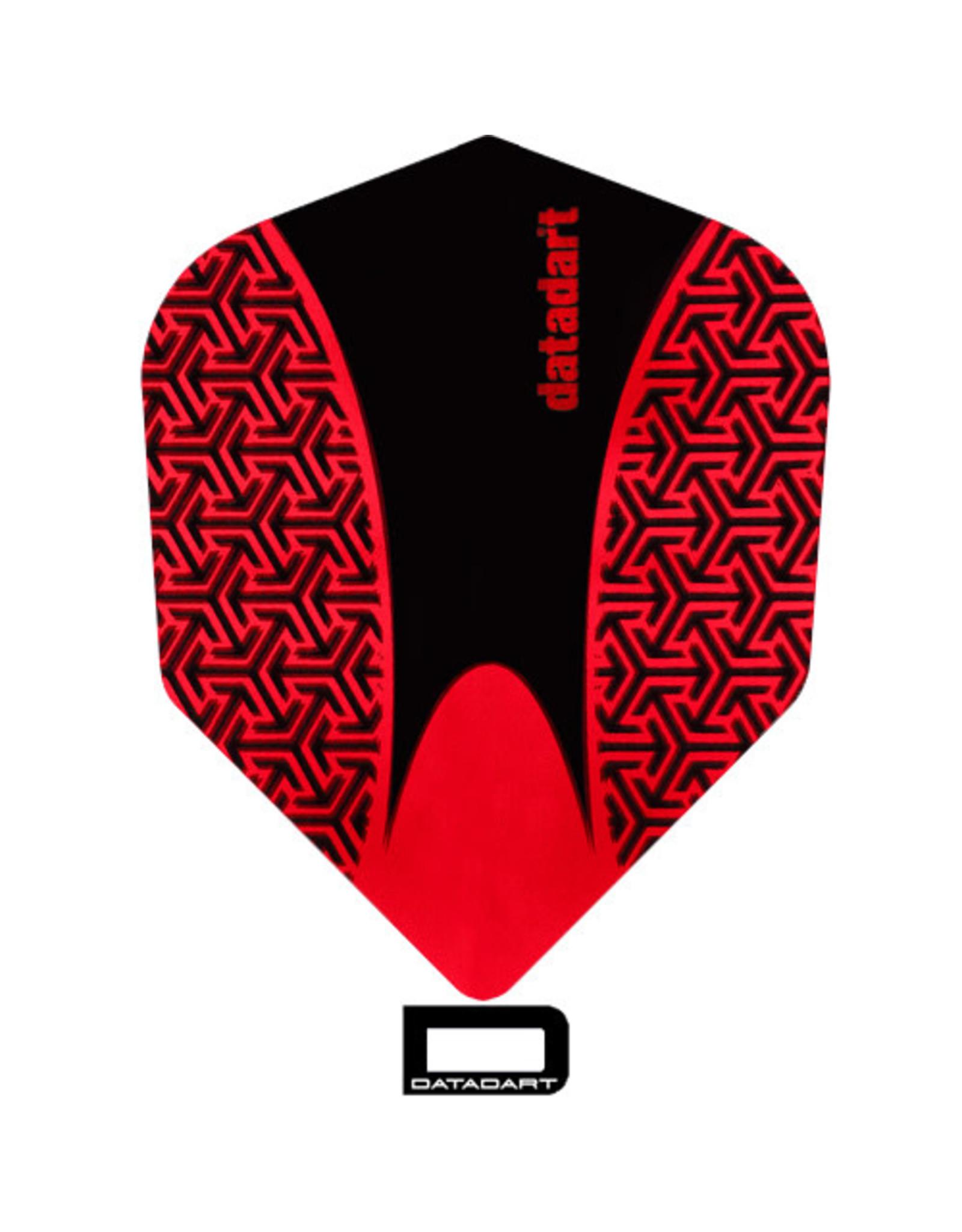 DataDart 15ZRO FLIGHTS - RED