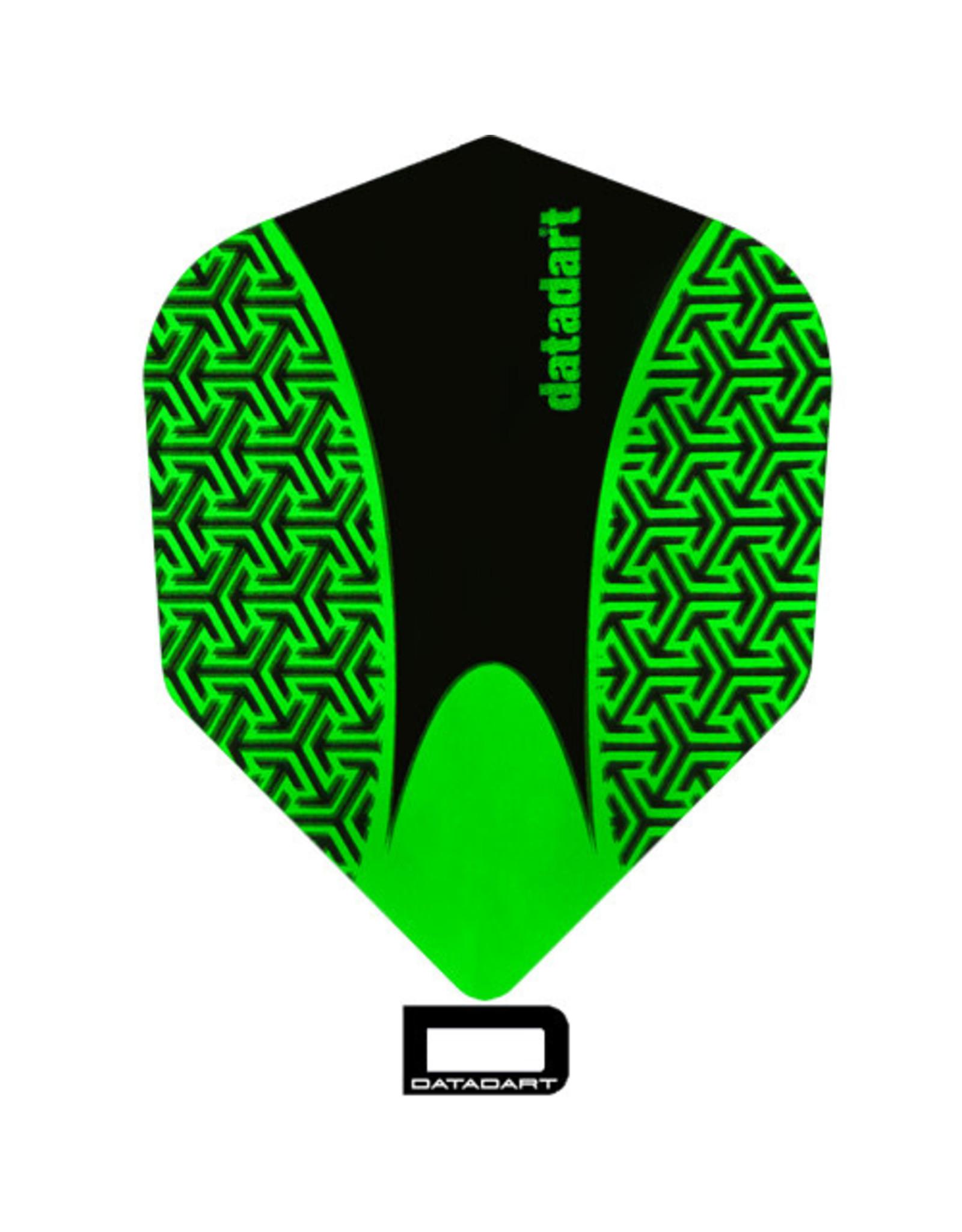 DataDart 15ZRO FLIGHTS - GREEN