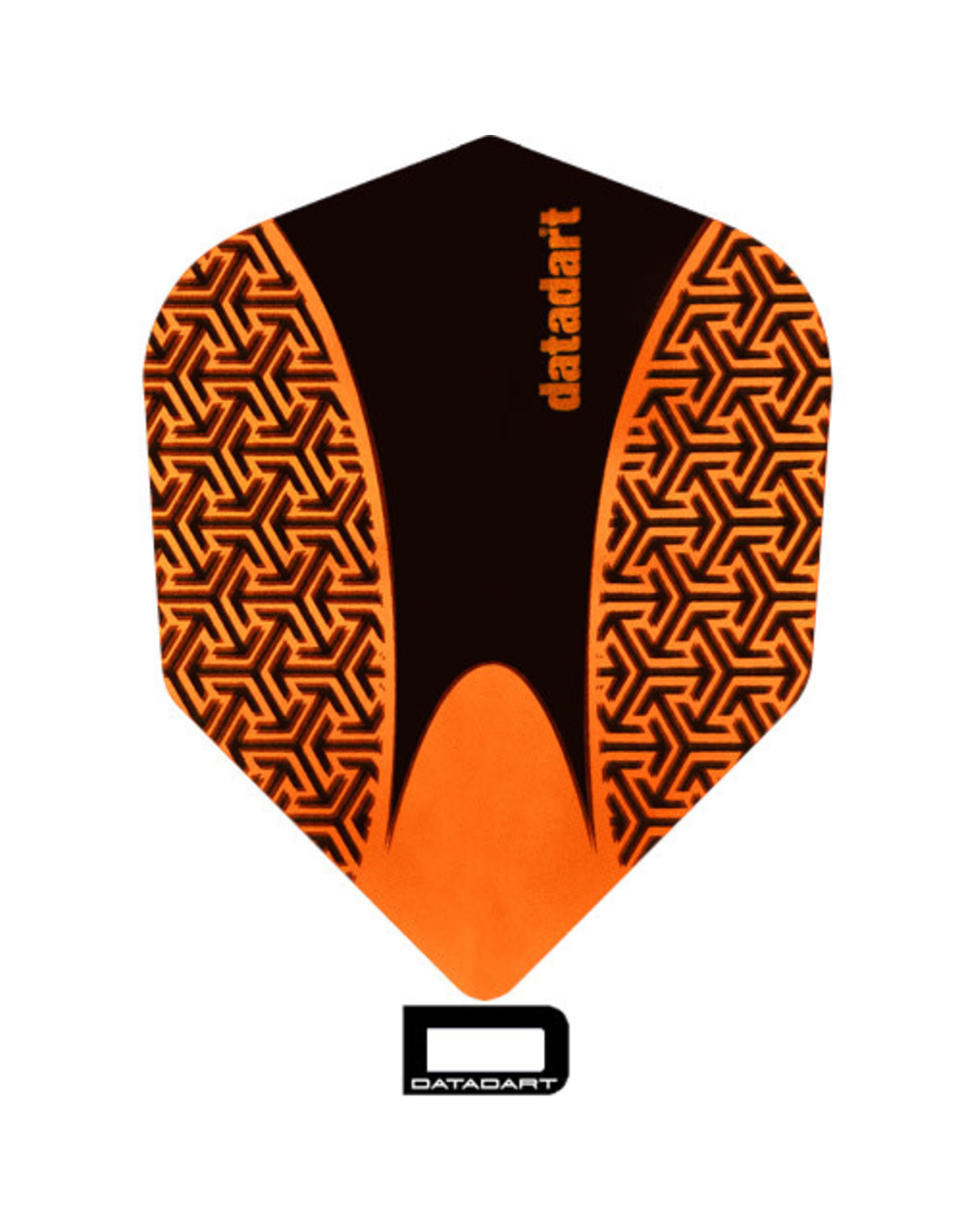 DataDart 15ZRO FLIGHTS - ORANGE