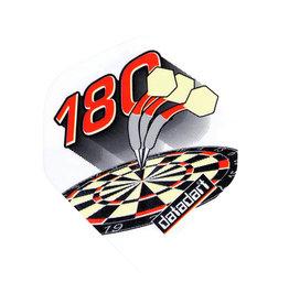 British Darts METRONIC FLIGHTS 180